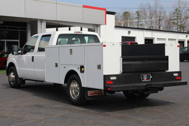 2016 Ford Super Duty F-350 DRW Chassis Cab XL Crew Cab RWD - AUTO TRUCK SERVICE BODY! Mooresville , NC 24