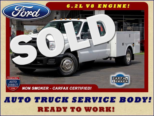 2016 Ford Super Duty F-350 DRW Chassis Cab XL Crew Cab RWD - AUTO TRUCK SERVICE BODY! Mooresville , NC 0