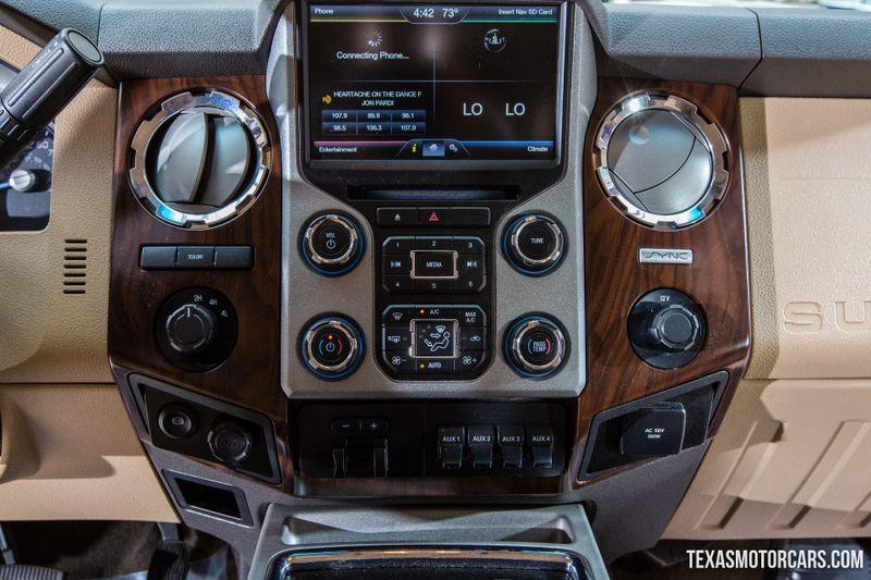2016 Ford Super Duty F-350 DRW Pickup Lariat 4X4  in Addison, Texas