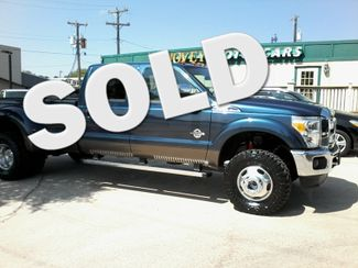 2016 Ford Super Duty F-350 DRW Pickup Lariat 6.7 Power Stroke San Antonio, Texas