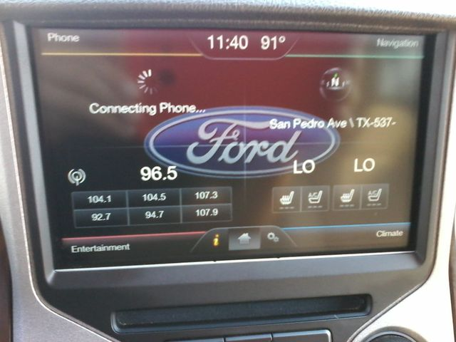 2016 Ford Super Duty F-350 DRW Pickup Lariat 6.7 Power Stroke San Antonio, Texas 18