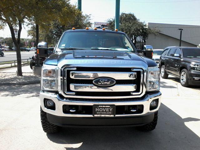 2016 Ford Super Duty F-350 DRW Pickup Lariat 6.7 Power Stroke San Antonio, Texas 2