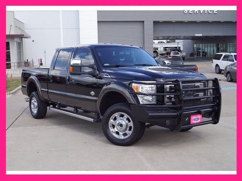 2016 Ford Super Duty F-350 SRW King Ranch in Bryan-College Station
