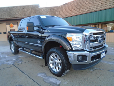 2016 Ford Super Duty F-350 SRW Pickup Lariat in Dickinson, ND