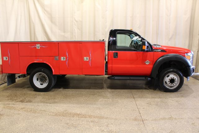 2016 Ford Super Duty F-450 DRW Chassis Cab XL Roscoe, Illinois 1