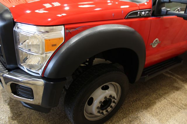 2016 Ford Super Duty F-450 DRW Chassis Cab XL Roscoe, Illinois 11