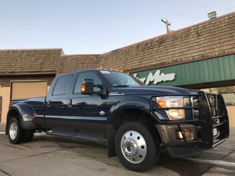 2016 Ford Super Duty F-450 Pickup King Ranch in Dickinson, ND