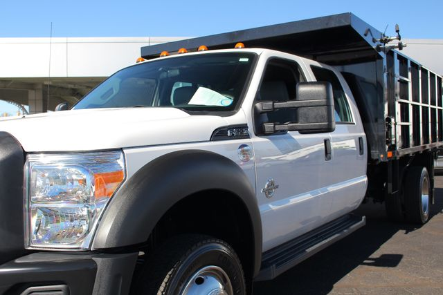 2016 Ford Super Duty F-550 DRW Chassis Cab XL Crew Cab RWD w/ PJ'S 12' DUMP BED (10 CU YDS) Mooresville , NC 25