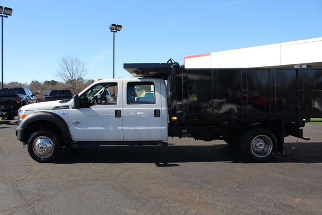 2016 Ford Super Duty F-550 DRW Chassis Cab XL Crew Cab RWD w/ PJ'S 12' DUMP BED (10 CU YDS) Mooresville , NC 15