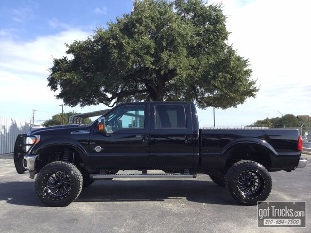 2016 Ford Super Duty F250 Crew Cab Lariat 6.7L Power Stroke Diesel 4X4 | American Auto Brokers San Antonio, TX in San Antonio Texas
