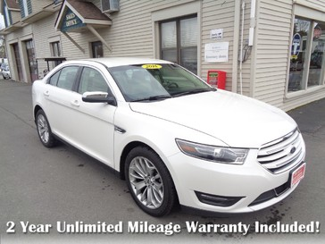 2016 Ford Taurus Limited in Brockport