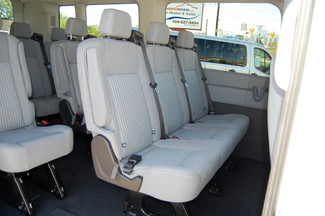 2016 Ford Transit 15 XLT Charlotte, North Carolina 9