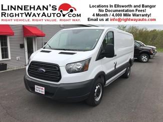 2016 Ford Transit Cargo Van in Bangor, ME