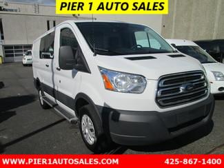 2016 Ford Transit Cargo Van Seattle, Washington 31