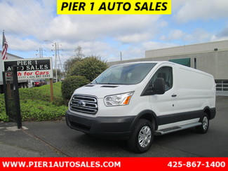 2016 Ford Transit Cargo Van Seattle, Washington 18