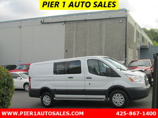 2016 Ford Transit Cargo Van Seattle, Washington 21