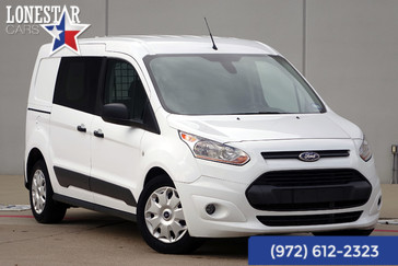 2016 Ford Cargo Van Transit Connect XLT Warranty Cargo in Plano