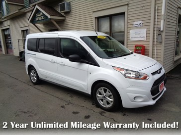 2016 Ford Transit Connect Wagon XLT in Brockport