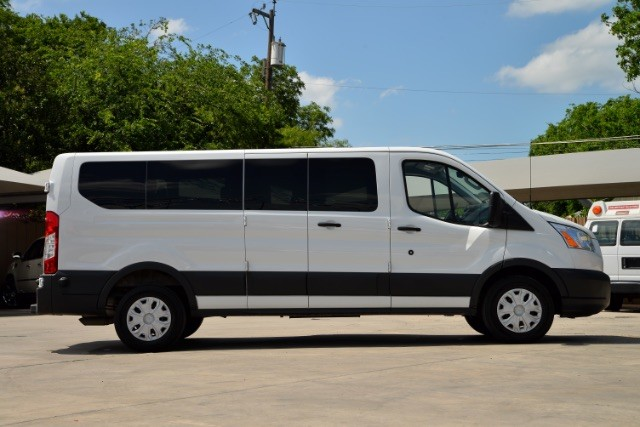 2016 Ford Transit 350 Wagon Low Roof XLT 60/40 Pass. 148-in. WB San Antonio , Texas 5