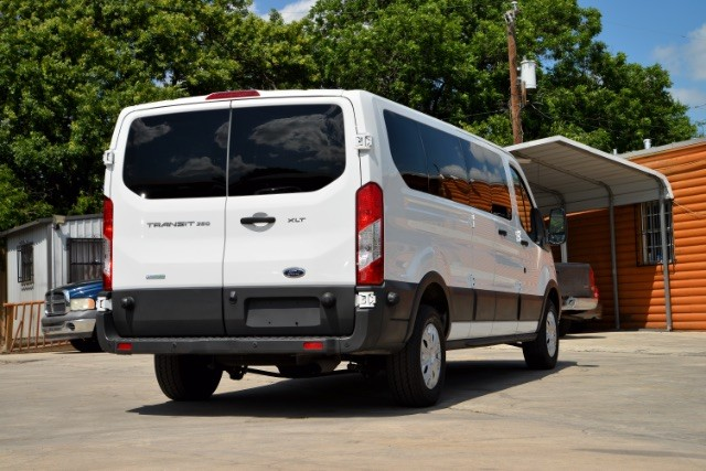 2016 Ford Transit 350 Wagon Low Roof XLT 60/40 Pass. 148-in. WB San Antonio , Texas 6