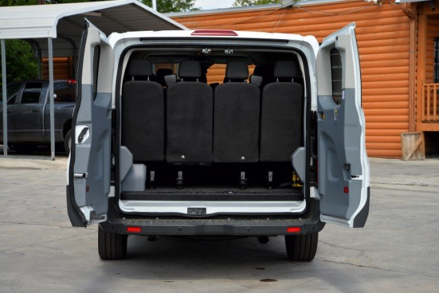 2016 Ford Transit 350 Wagon Low Roof XLT 60/40 Pass. 148-in. WB San Antonio , Texas 8
