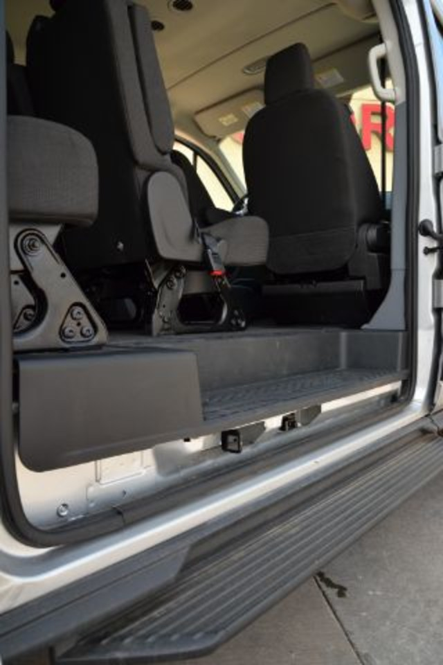 2016 Ford Transit 350 Wagon Low Roof XL 60/40 Pass. 148-in. WB San Antonio , Texas 10