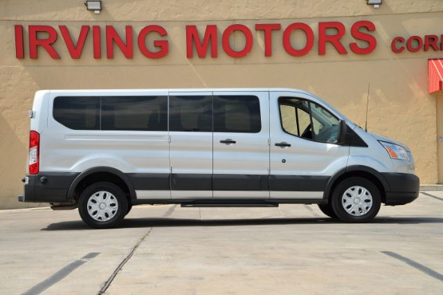 2016 Ford Transit 350 Wagon Low Roof XL 60/40 Pass. 148-in. WB San Antonio , Texas 4