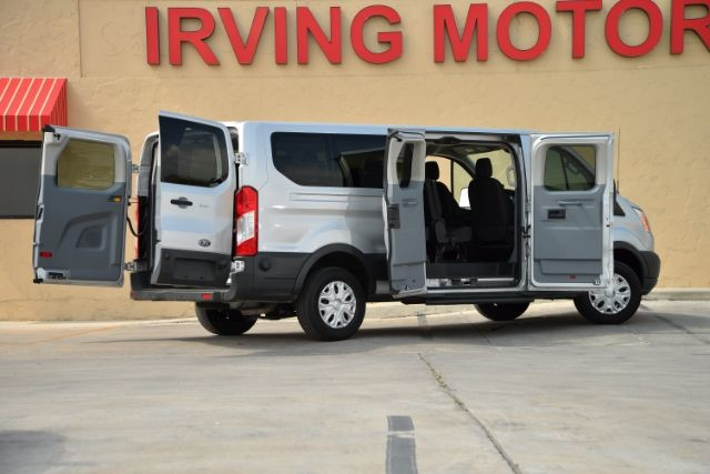 2016 Ford Transit 350 Wagon Low Roof XL 60/40 Pass. 148-in. WB San Antonio , Texas 6