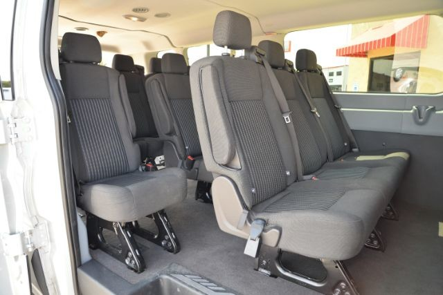 2016 Ford Transit 350 Wagon Low Roof XL 60/40 Pass. 148-in. WB San Antonio , Texas 9
