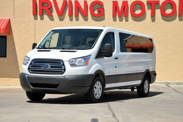 2016 Ford Transit 350 Wagon Low Roof XLT 60/40 Pass. 148-in. WB San Antonio , Texas 1