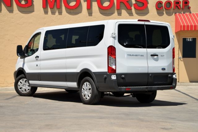 2016 Ford Transit 350 Wagon Low Roof XLT 60/40 Pass. 148-in. WB San Antonio , Texas 7