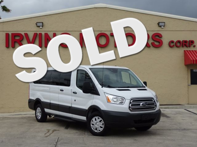 2016 Ford Transit 350 Wagon Low Roof XL 60/40 Pass. 148-in. WB San Antonio , Texas 0
