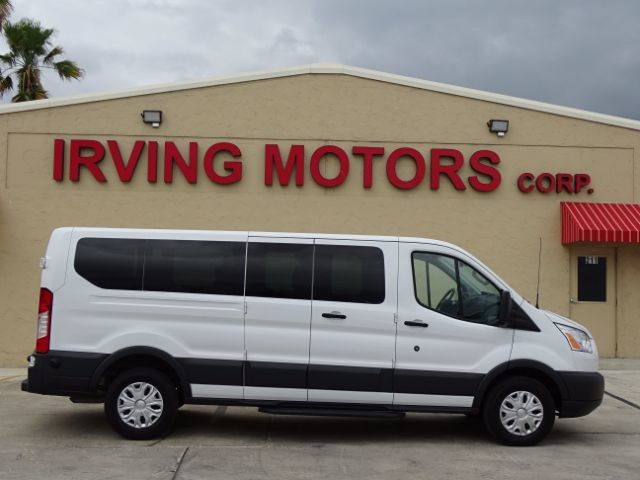 2016 Ford Transit 350 Wagon Low Roof XL 60/40 Pass. 148-in. WB San Antonio , Texas 1