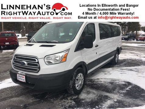 2016 Ford Transit Wagon XLT in Bangor