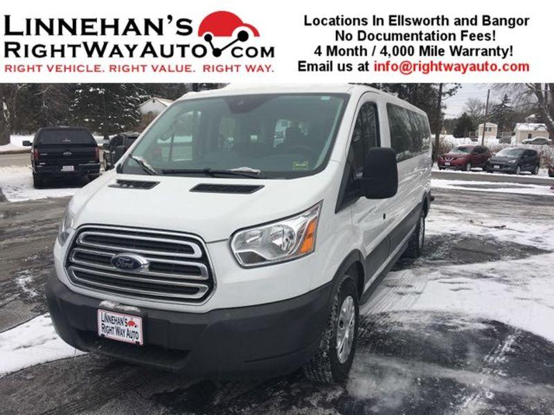 2016 Ford Transit Wagon XLT  in Bangor, ME