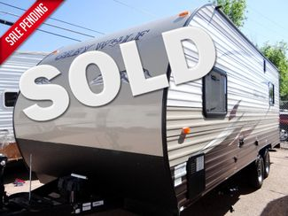 2016 Forest River Grey Wolf 19RR Toy Hauler Trailer | Colorado Springs, CO | Golden's RV Sales in Colorado Springs CO