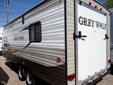 2016 Forest River Grey Wolf 19RR Toy Hauler Trailer | Colorado Springs, CO | Golden's RV Sales in Colorado Springs, CO