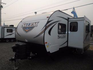 2016 Forest River Salem 21RBS Salem, Oregon 1