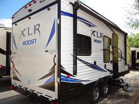 2016 Forest River XLR Boost 20CB 1/2 Ton Tow Toy Hauler Trailer   Colorado Springs, CO   Golden's RV Sales in Colorado Springs, CO