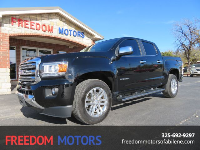 2016 GMC Canyon 4WD SLT | Abilene, Texas | Freedom Motors  in Abilene Texas