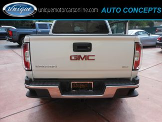 2016 GMC Canyon 4WD SLT Bridgeville, Pennsylvania 12