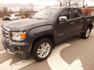 2016 GMC Canyon 4WD SLT Manchester, NH 2