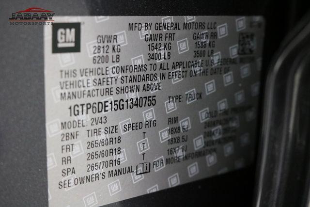 2016 GMC Canyon 4WD SLT Merrillville, Indiana 49