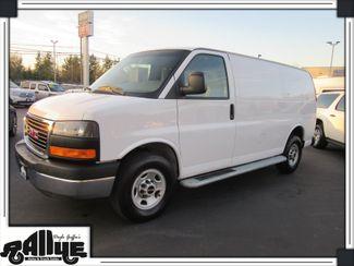 2016 GMC Savana Cargo Van Burlington, WA