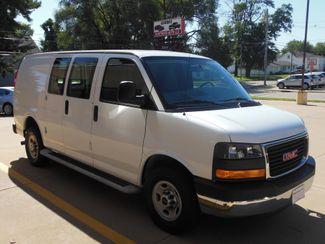 2016 GMC Savana Cargo Van Clinton, Iowa 1