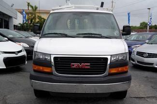 2016 GMC Savana Cargo Van Hialeah, Florida 1