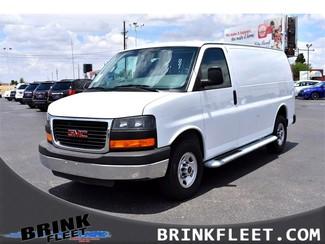 2016 GMC Savana Cargo Van RWD 2500 135 | Lubbock, TX | Brink Fleet in Lubbock TX