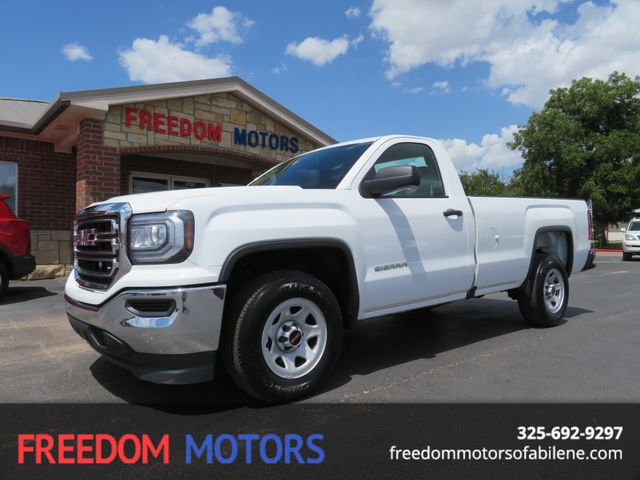 2016 GMC Sierra 1500 2WD Long Bed | Abilene, Texas | Freedom Motors  in Abilene Texas