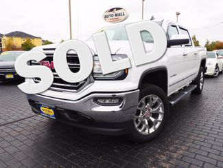 2016 GMC Sierra 1500 SLT Leather Like New | Champaign, Illinois | The Auto Mall of Champaign in  Illinois