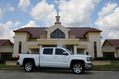 2016 Gmc Sierra 1500 Crew Cab Sle Z71 4WD LEATHER NAVI HTD SEATS 20S  BED COVER TOW PKG ONE OWNER CARFAX SERVICED DETAILED READY TO GEAUX | Baton Rouge , Louisiana | Saia Auto Consultants LLC in Baton Rouge , Louisiana